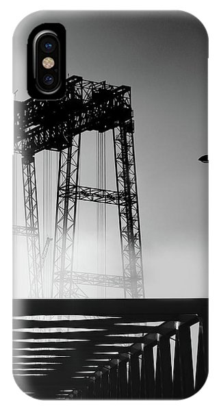 Construction iPhone Case - Untitled by Anna Niemiec