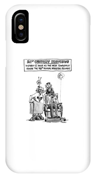 21st Century Previews IPhone Case