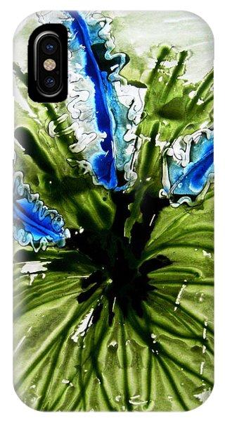 Heavenly Flowers Phone Case by Baljit Chadha