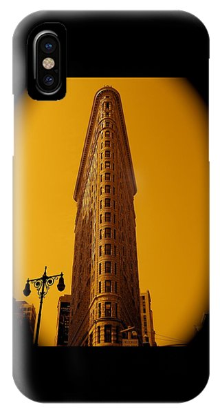 23rd Street And Broadway IPhone Case