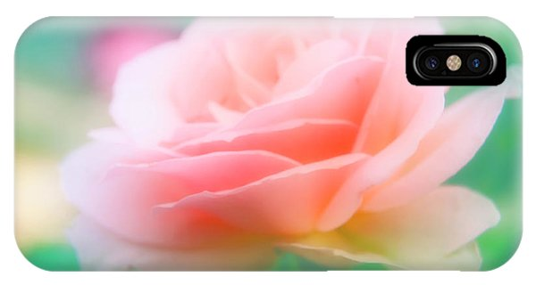 Rose (rosa Sp.) Phone Case by Maria Mosolova/science Photo Library