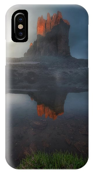 Clear iPhone Case - Untitled by David Mart?n Cast?n