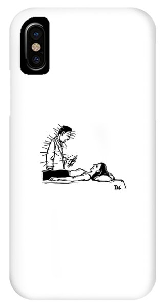 New Yorker April 20th, 2009 IPhone Case