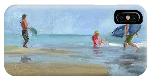 Surf iPhone Case - Rcnpaintings.com by Chris N Rohrbach