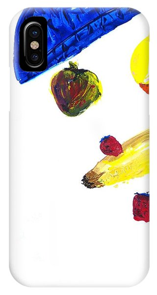 248 Spilled Life With Fruit Phone Case by Aaron Aadamson