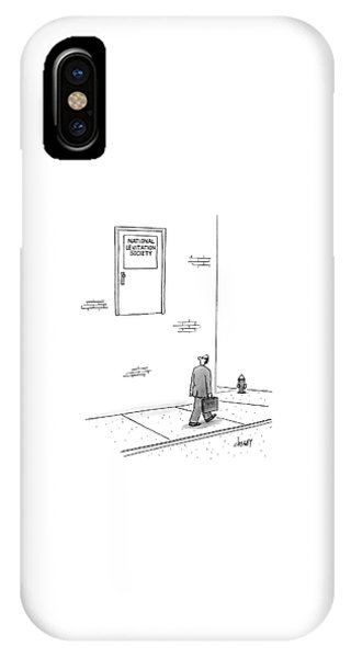 New Yorker September 24th, 2007 IPhone Case