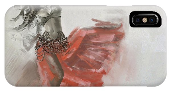 Belly Dancer 4 IPhone Case