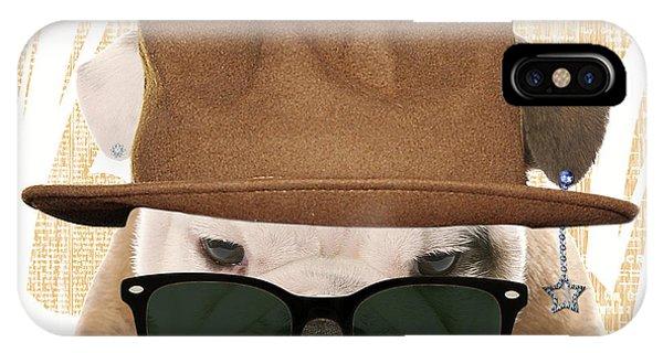 Bulldog Collection IPhone Case