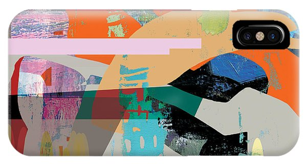 IPhone Case featuring the digital art Untitled by Diane Desrochers