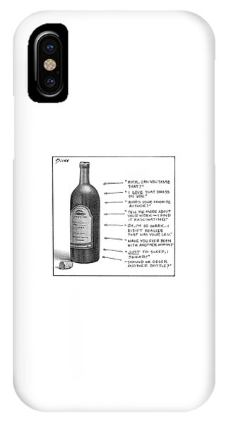 New Yorker February 19th, 2007 IPhone Case
