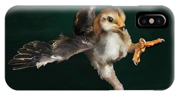 iPhone Case - 29. Yamato Chick by Sigrid Van Dort