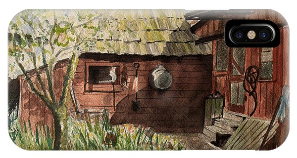 A Shanty Called Home IPhone Case