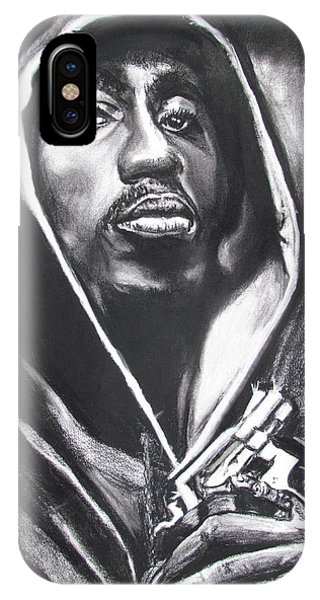 2pac - Thug Life IPhone Case