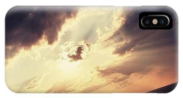 Beautiful Sunrise iPhone Case - Солнечный путь by Raimond Klavins