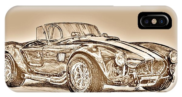 iPhone Case - 1965 Muscle Car by J McCombie