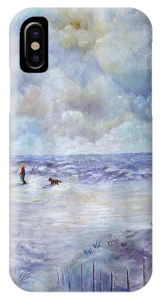 34th St. Beach IPhone Case