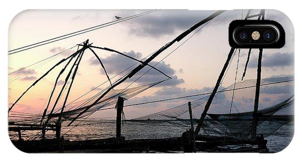 Roxbury iPhone Case - Asia, India, Kerala, Kochi (cochin by Steve Roxbury