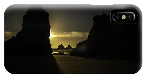 Bandon State Park IPhone Case