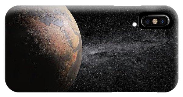 Barren Earth IPhone Case