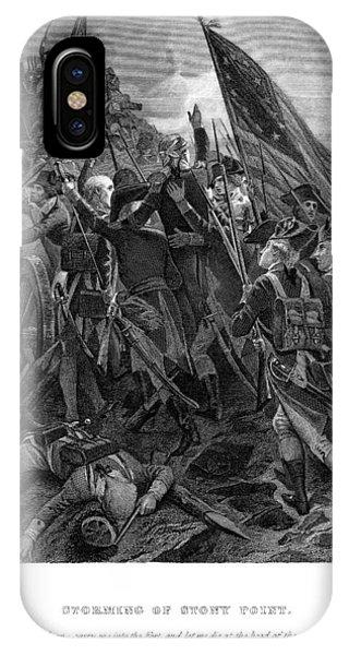 Battle Of Stony Point, 1779 IPhone Case