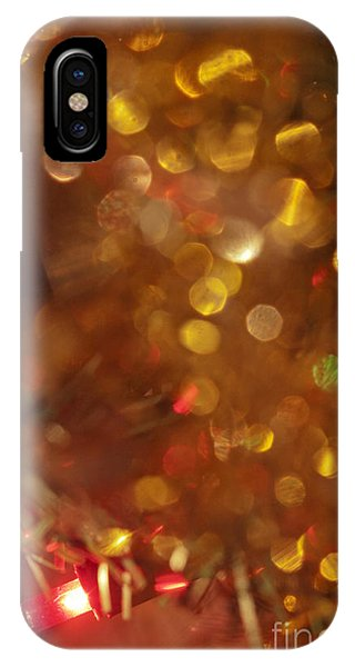 Christmas Tree Decorated  IPhone Case