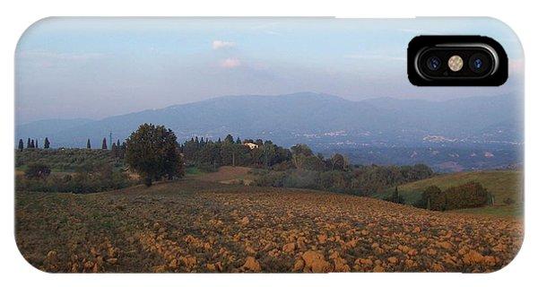 Dawn In Loppiano IPhone Case