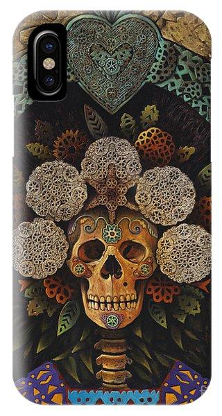 Dia De Muertos Madonna IPhone Case