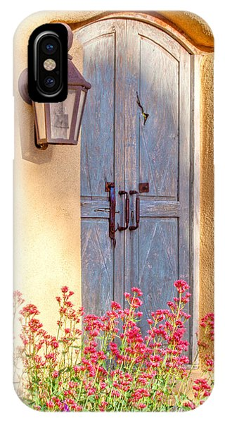 Doors Of Santa Fe IPhone Case