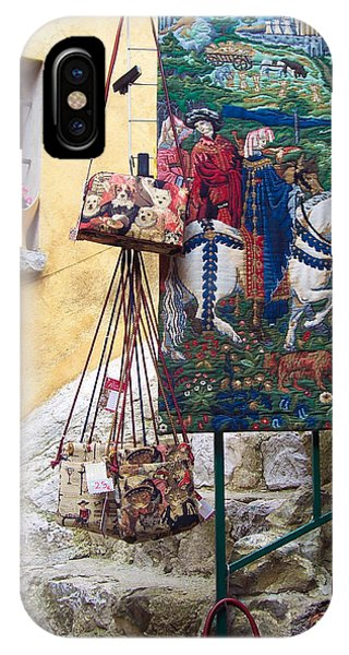 Eze Tapestry IPhone Case