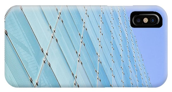 Glass Building IPhone Case