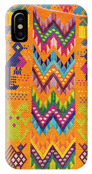 Maya iPhone Case - Guatemala, Chichicastenango by Michael Defreitas