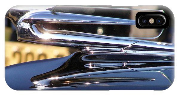 Hood Ornament IPhone Case