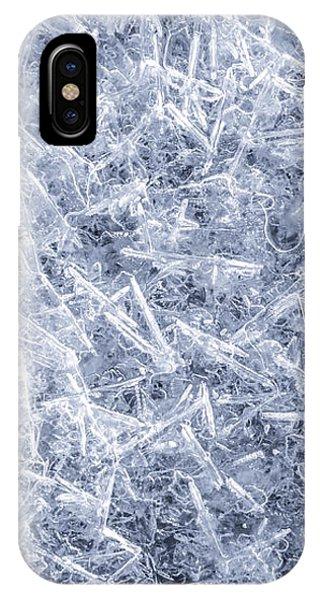Ice On Minnehaha Creek 2 IPhone Case