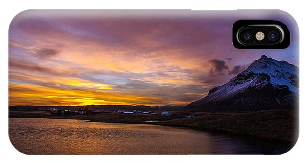 Iceland IPhone Case