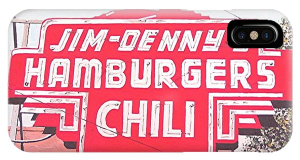 Jim Denny's Phone Case by Paul Guyer