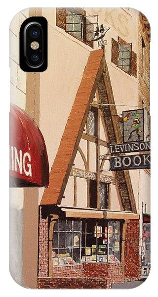 Levinson's Phone Case by Paul Guyer