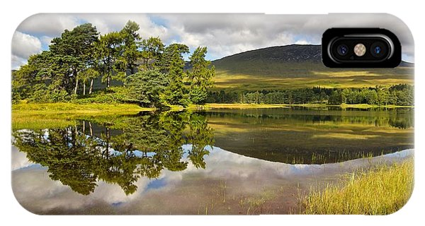 Loch Tulla IPhone Case