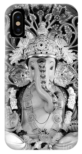 Lord Ganesha IPhone Case