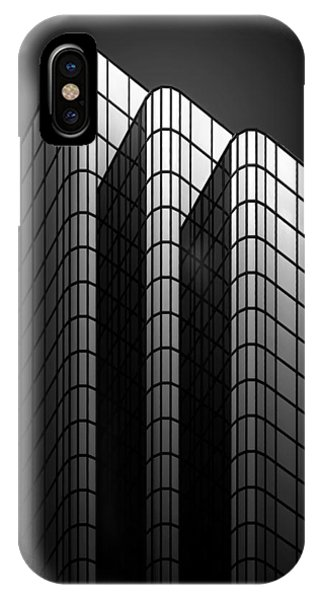 Buildings iPhone Case - 3 by Louis-philippe Provost