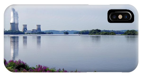 3 Mile Island IPhone Case