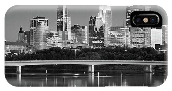 iPhone Case - Minneapolis Mn by Panoramic Images