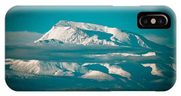 Mount Gurla Mandhata IPhone Case