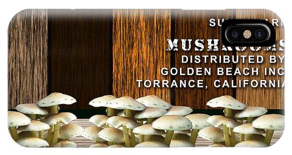 Mushroom Farm IPhone Case