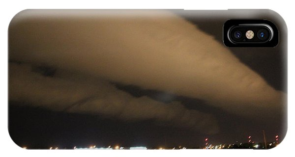 iPhone Case - Nebraska Roll Cloud A Cometh by NebraskaSC
