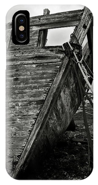 Old Abandoned Ship IPhone Case
