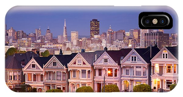 IPhone Case featuring the photograph Painted Ladies by Brian Jannsen