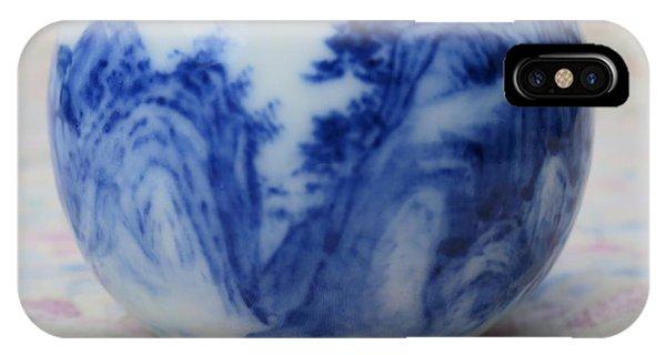 Painting On Ceramic IPhone Case