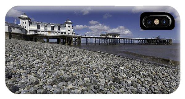 Penarth Pier 2 IPhone Case
