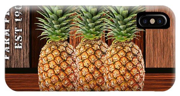 Pineapple Farm IPhone Case