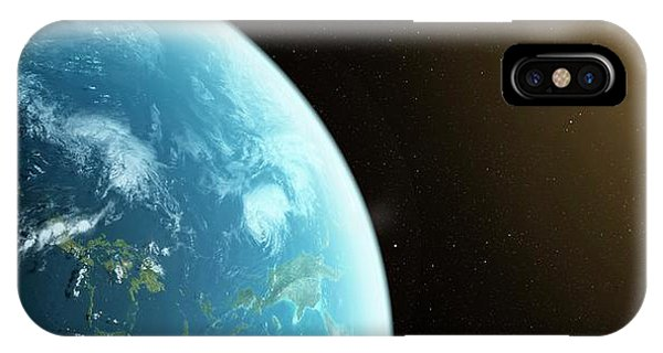 Planet Earth Phone Case by Sciepro